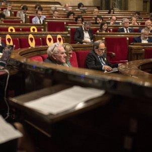 ple parlament de catalunya quim torra - Carles Palacio
