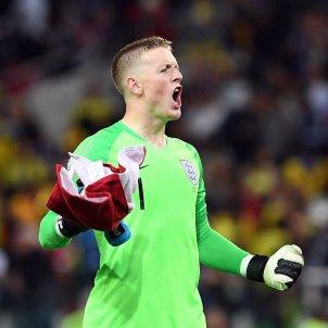 Jordan Pickford porter Anglaterra Mundial Colombia   EFE