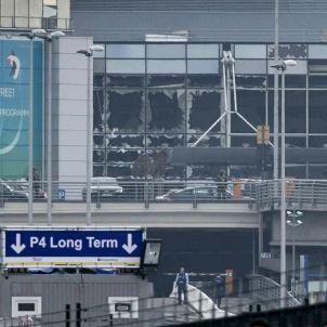 Atemptat aeroport Brussel·les