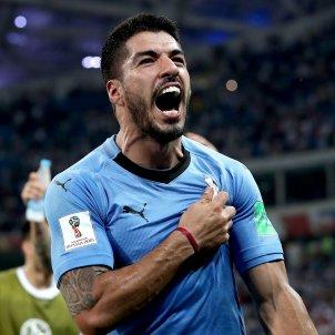 Luis Suárez Uruguai Mundial Rússia   EFE