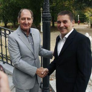Curry Otegi Foro Social Permanente Euskadi EFE