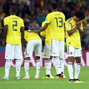 Colombia penals Anglaterra Mundial Rússia   EFE
