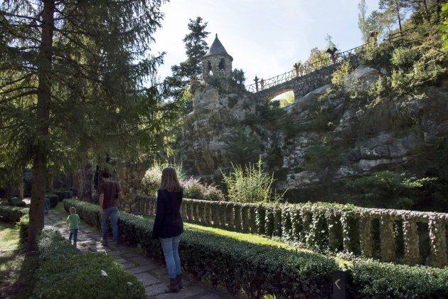 jardines ARtigas museo cemento fgc