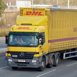 DHL camio flickr
