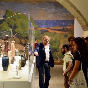 Exposició Gustau Violet/Museus de Sitges