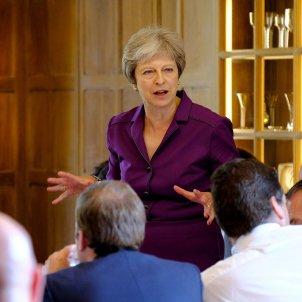 Theresa May acord Brexit Efe