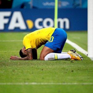 Neymar eliminació Brasil Mundial Russia Belgica   EFE