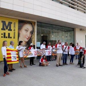 mani aragonesos Lleida ACN