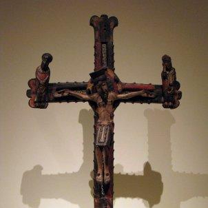 Calvari de Tragó de Noguera (Museu de Lleida) (Enfo)