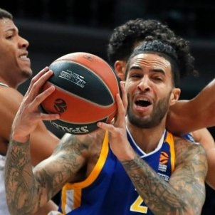 Tyler Honeycutt Khimki Madrid EFE