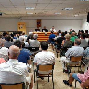 acte tardà barxeta ERC Pais Valencià