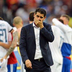 Hierro selecció espanyola futbol Mundial Espanya Russia   EFE