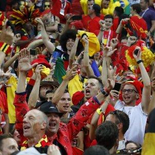 Belgica gol Brasil Mundial Russia   EFE