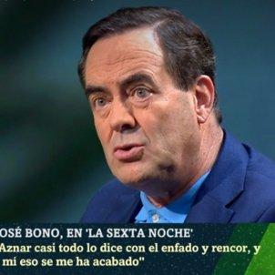 José Bono La Sexta