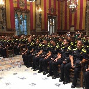 nous agents guàrdia urbana barcelona Gisela Rodríguez