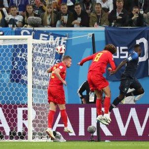 Samuel Umtiti Mundial gol França Belgica   EFE