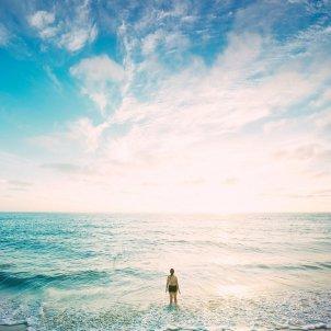 mar platja pixabay