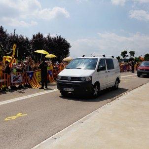 arribada turull, rull, forn lledoners - Carles Palacio