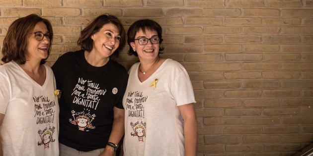 entrevista dones consellers turull rull forn - Carles Palacio