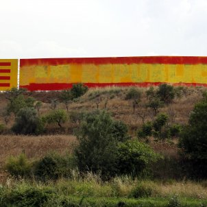 Mural ponent atac unionista - ACN