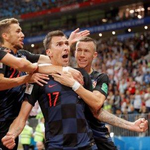 Mandzukic Croàcia Mundial Rússia 2018 Efe