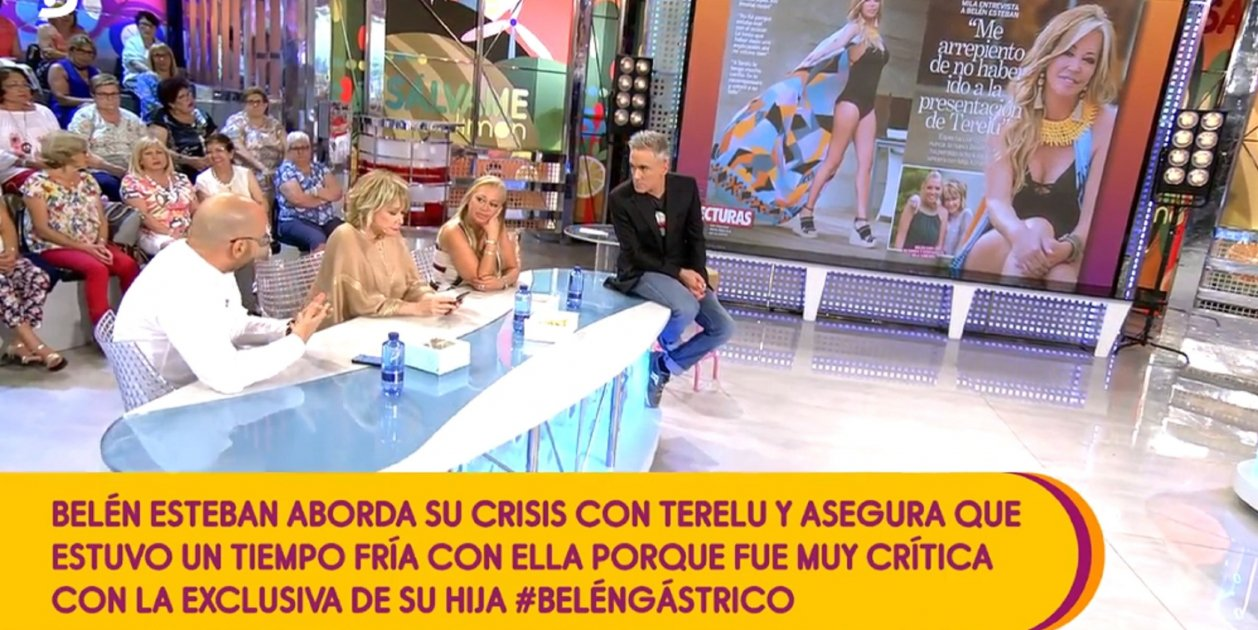 belen esteban photoshop  telecinco