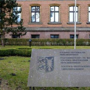 Schleswig Holstein tribunal