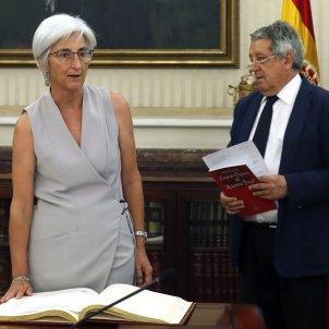 presa possessió Fiscal General Estat Mª José Segarra - EFE