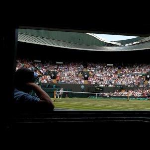 Wimbledon pista central Efe