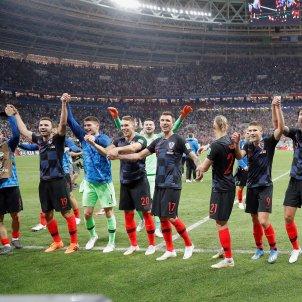 Croàcia Mundial Rússia 2018 Efe