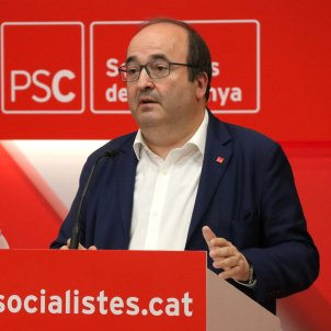 Miquel Iceta ACN