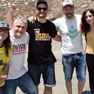 Videoclip Ni un pas enrere - Hector suñol