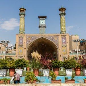 Mezquita Shah, Teherán, Irán,  diego delso wikipedia