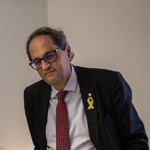 quim torra damia calvet president generalitat catalunya seguiment - Carles Palacio
