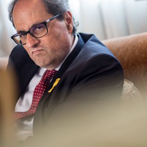 quim torra president generalitat catalunya seguiment - Carles Palacio