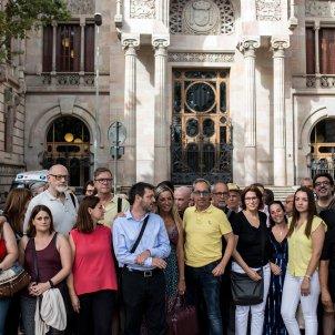 Querellants per la republica roda de premsa barcelona - Carles Palacio
