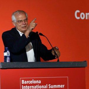 Borrell clausura congrés Societat Civil Catalana / EFE