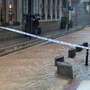 Pluja sitges inundat acn