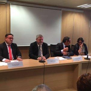advocats afectats nínxols cementiri montjuïc Barcelona. Gisela Rodríguez
