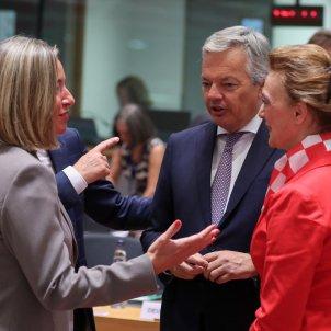 Ministre exteriors Blegica Didier Reynders - EFE