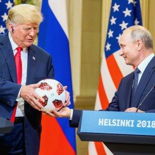 Trump Putin EFE