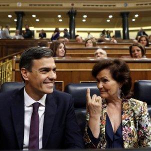 Sánchez i Calvo efe