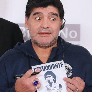 Diego Armando Maradona Efe