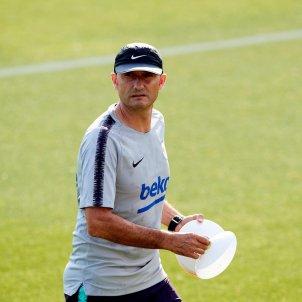 Ernesto Valverde Barça entrenament pretemporada   EFE