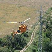 endesa helicopter ENDESA