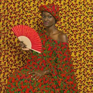 14 Aminata. Making Africa. Omar Victor Diop
