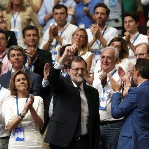 Rajoy Congrés PP - EFE