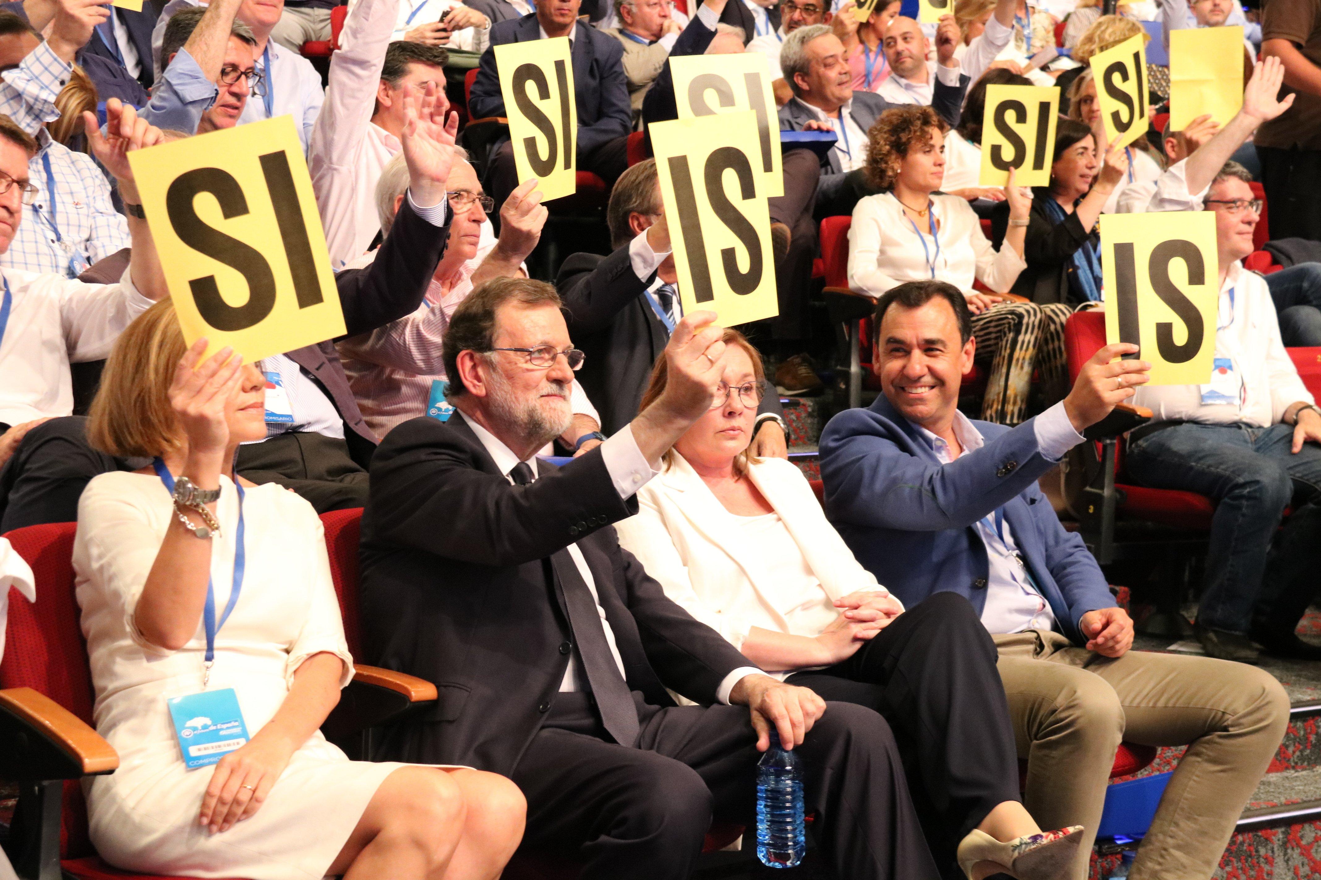 rajoy congres PP ACN