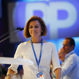 Cospedal Congres PP EFE