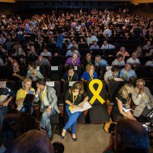 assamblea nacional pdecat marta pascal llaç groc - Carles Palacio